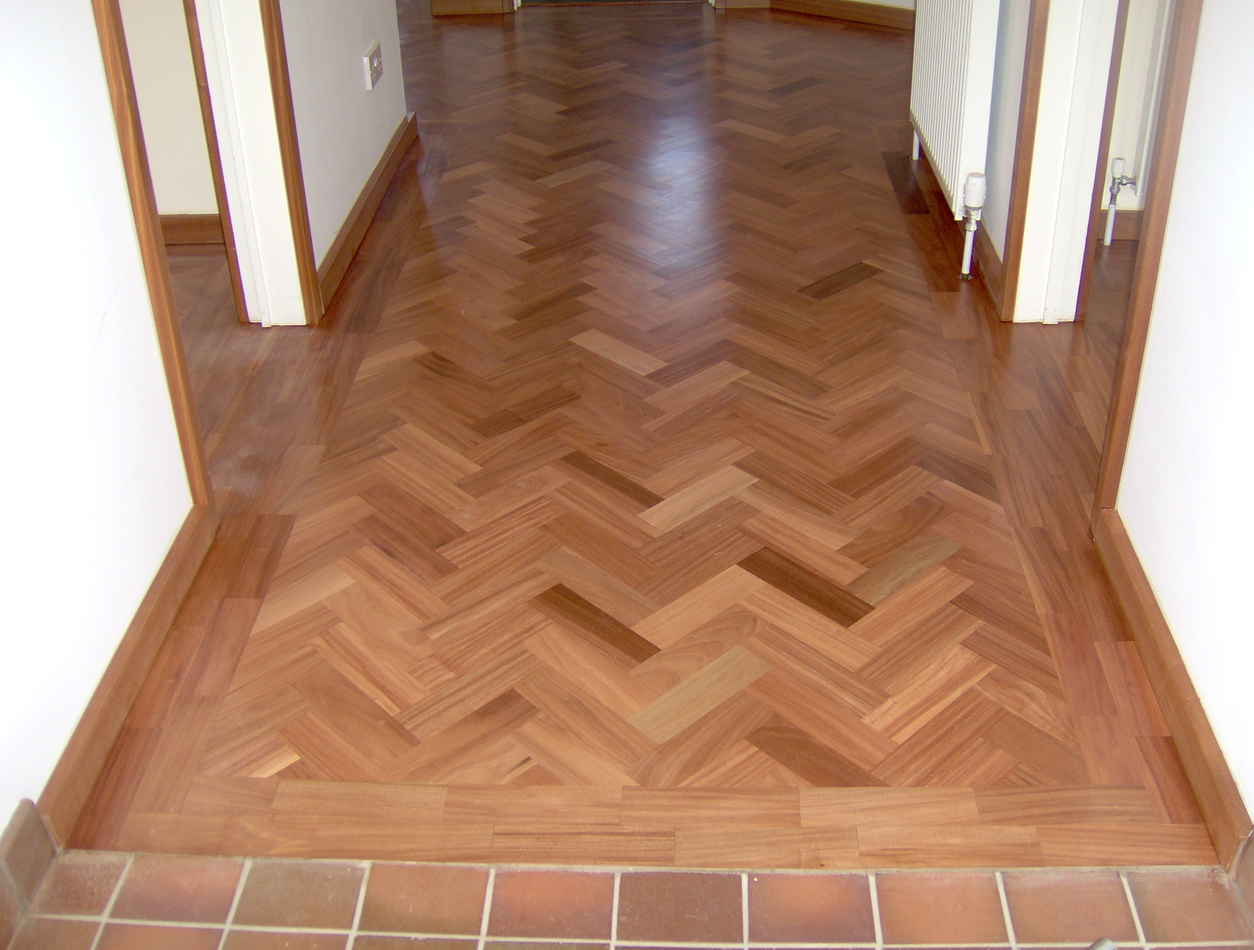 Wooden floorings interior exterior solutionsinterior for Parquet hardwood flooring