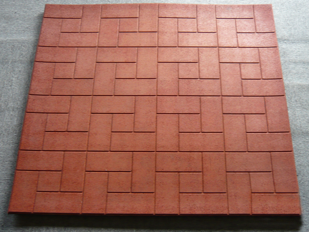 Rubber floor tiles interior exterior solutionsinterior for Exterior floor tiles