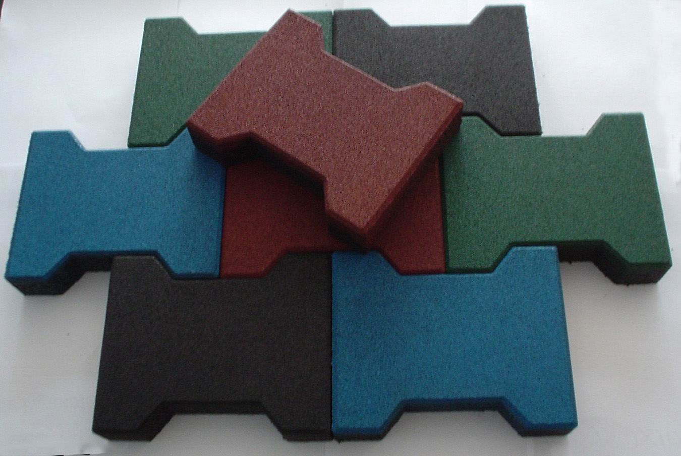 Rubber floor tiles interior exterior solutionsinterior exterior rubber floor tiles dailygadgetfo Image collections