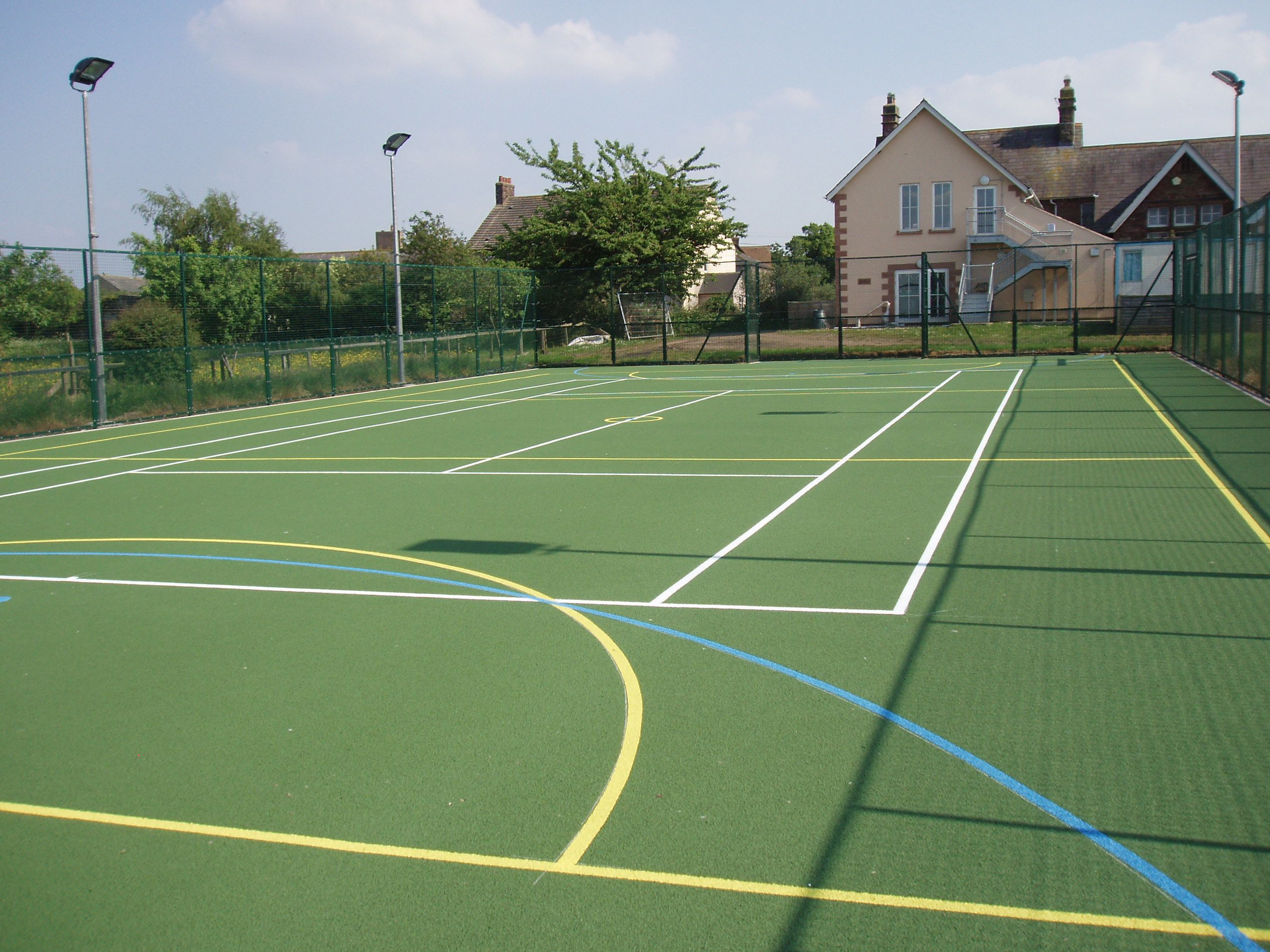 Sports Surfaces Interior Exterior Solutionsinterior